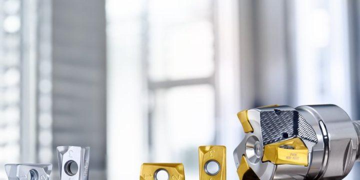 Seco Tools представляет фрезы и пластины для обработки уступов Double Turbo