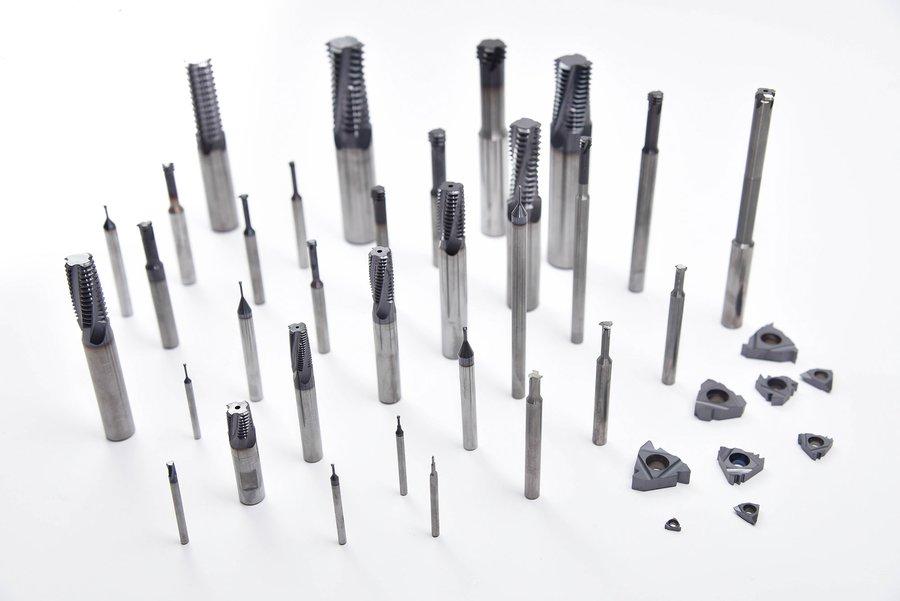 Инструмент Erojet - резьбофрезы и резьбовые пластины